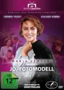Jo, Fotomodell - Alle 3 Teile (Maria Venturi Buch 5)