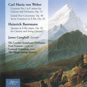 Weber:Klarinettenkonzert