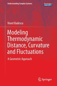 Modelling Thermodynamic Distance, Curvature and Fluctuations