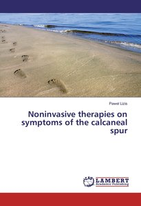Noninvasive therapies on symptoms of the calcaneal spur