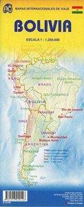 Bolivia 1 : 2.500 000