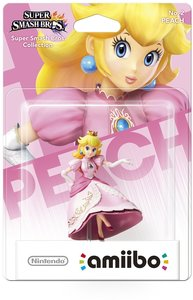 amiibo - Nintendo SUPER SMASH BROS. PEACH No. 2, Figur