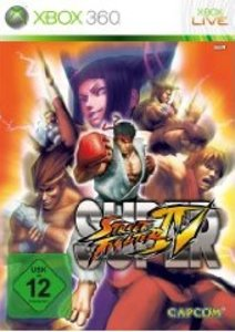 Super Street Fighter IV / 4