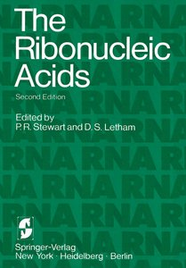 The Ribonucleic Acids