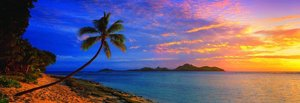 Panoramapuzzle Tokoriki Island Sunset, Mamanuca Islands, Fiji