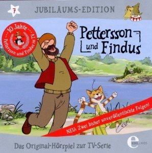 Pettersson & Findus - Jubiläums-Hörspiel 7