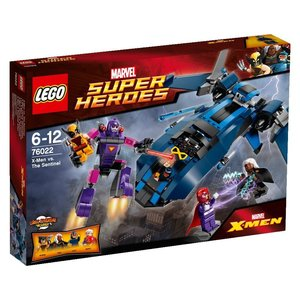 LEGO® Marvel Super Heroes 76022 - X-Men vs. The Sentinel