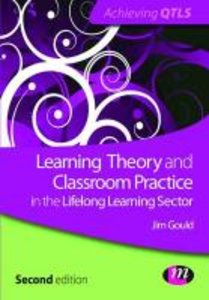 Learning Theory and Classroom Practice in the Lifelong Learning