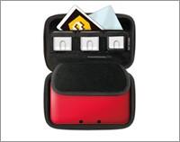 Tasche Schwarz Hard Pouch -schwarz- für Nintendo 3DS XL - zum Schließen ins Bild klicken