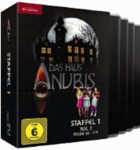 Das Haus ANUBIS Staffel 1.2 (Folge 62-114)