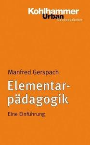 Elementarpädagogik