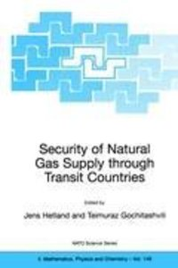 Security of Natural Gas Supply through Transit Countries