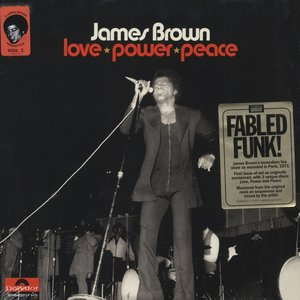 Love Power Peace (3-LP) Olympia,Paris 1971