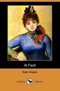 At Fault (Dodo Press)