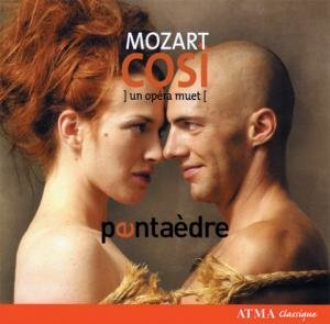 Mozart : Cosi,an opera without words