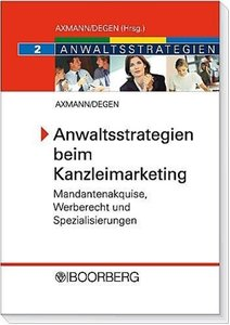 Anwaltsstrategien beim Marketing
