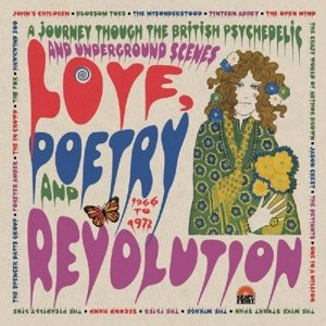 Love Poetry & Revolution