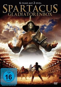 Spartacus - Gladiatoren Box