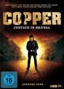 Copper - Justice is Brutal. Staffel 1