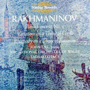 Rachmaninov Piano Con.4