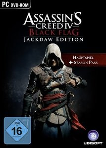 Assassins Creed 4: Black Flag - Jackdaw Edition