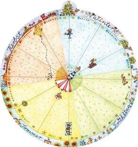 Unser-Jahres-Kreis Bloma-le
