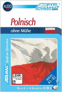 Assimil. Polnisch ohne Mühe. Multimedia-Classic. Lehrbuch und 4