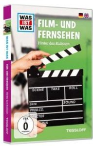 Was ist Was TV. Film und Fernsehen / Film and Television. DVD-Vi