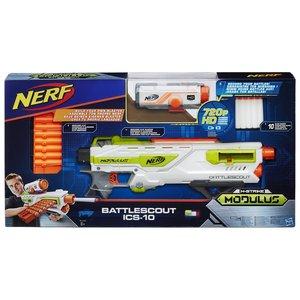 Hasbro B1756EU4 Nerf N-Strike Elite Modulus BattleScout ICS-10 B
