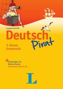 Deutschpirat 3. Klasse Grammatik