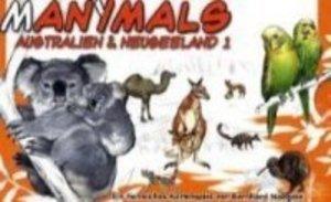 Adlung Spiele 243 - Manimals Australien