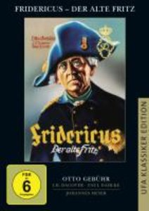Friedericus-Der Alte Fritz