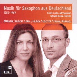 Musik F.Saxlphon Aus Deutschland 1952-1969