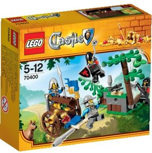 LEGO® Castle 70400 - Angriff auf den Goldtransport