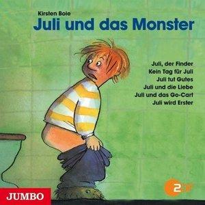 Juli das Monster. CD