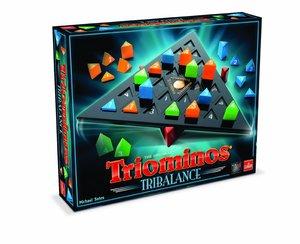 Goliath 60691006 - Triominos Tri-Balance, Familienspiel