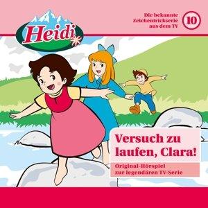 Heidi 10: Versuch zu laufen, Clara!
