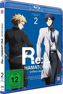 Re: Hamatora - 2. Staffel - Blu-ray 2