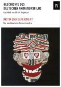 Kritik Und Experiment-Westdeutsche Animationsfilm
