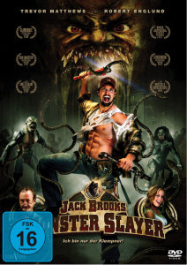 Jack Brooks-Monster Slayer (DVD)
