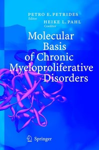 Molecular Basis of Chronic Myeloproliferative Disorders