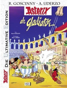 Asterix: Die ultimative Asterix Edition 04. Asterix als Gladiato