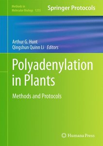 Polyadenylation in Plants
