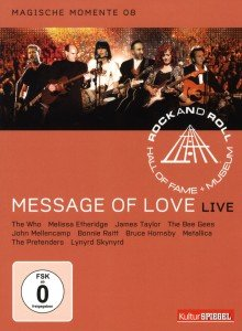 RRHOF-Message Of Love