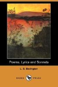 Poems, Lyrics and Sonnets (Dodo Press)