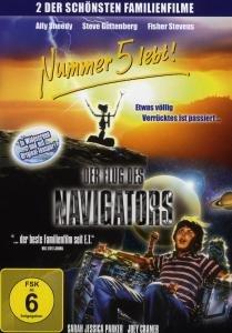 Nummer 5 lebt/Der Flug des Navigators