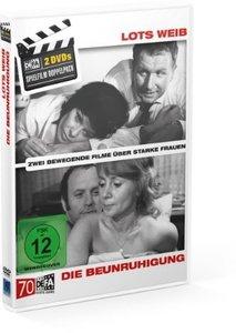Lots Weib / Die Beunruhigung - Spielfilm Doppelpack