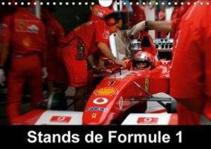 Stands de Formule 1 (Calendrier mural 2015 DIN A4 horizontal)