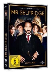 Mr. Selfridge - Staffel 1