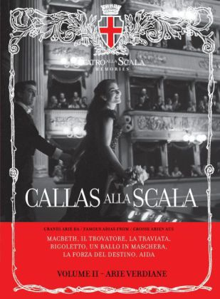 Callas alla Scala Vol.2 - zum Schließen ins Bild klicken